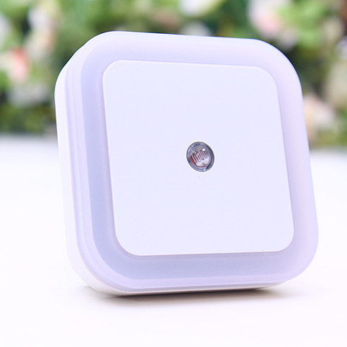 LED Night Light Sensor Control Energy Saving Light Control Night Light LED Induction Light EU Children's Night Light