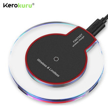 5W Fast Wireless Charger For Samsung Galaxy S10 S9/S9+ S8 No