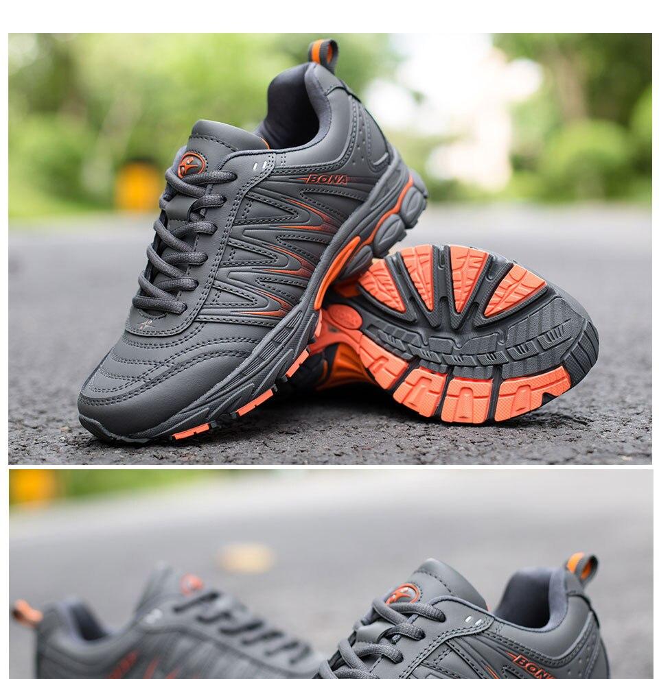 Hd0dd07e31d574a5481b7192f4ca84caeZ BONA 2019 New Designers Casual Shoes Men Style Cow Split Sneakers Male Lightweight Outdoor Fashion Footwear Man Trendy Comfy