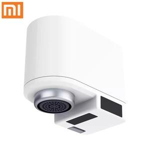 Xiaomi ZanJia Индукционная водонагреватель переливание умный кран датчик Инфракрасный водосберегающее устройство для кухни Ванная комната сопл...