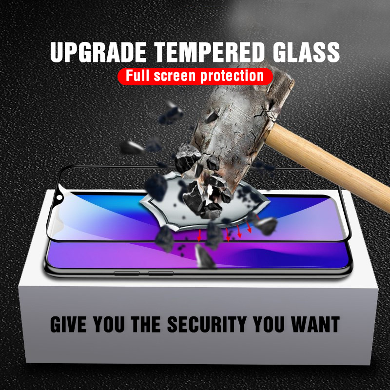 Image 2 - Tempered Glass for Xiaomi Mi 9T Pro 9 SE 8 Safety Glass Screen Protector on for Xiaomi Mi 9 T 9 Lite 8 A2 A3 Pocophone F1 Glass-in Phone Screen Protectors from Cellphones & Telecommunications on