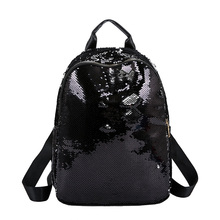 Women Sequin Backpack Adjustable…