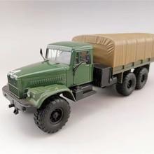 Подарочная коробка упаковочная машина, 1:43 сплав России KAMAZ, MAZ крас краз транспорт грузовик, высокое качество детский подарок