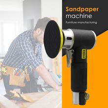 Orbital-Tools Polisher-Sander Eccentric Pneumatic-Polishing Portable-Supplies Buffing