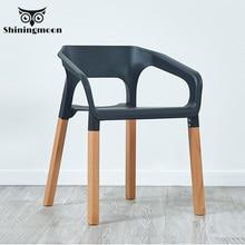 Modern Solid Wood Plastic…