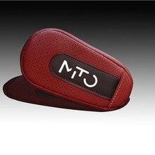 Seat-Supports Armrest-Pad Romeo Leg-Cushion for Alfa Mito Car-Styling