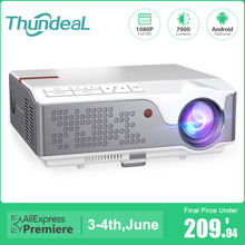 [Available on 3th June] ThundeaL Full HD 1080P Projector TD96 Android WiFi LED P