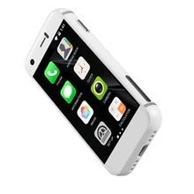 Telefone celular barato 2.54 Polegada pequeno mini smartphone android duplo sim quad core telefones celulares 8gb rom desbloquear telefone
