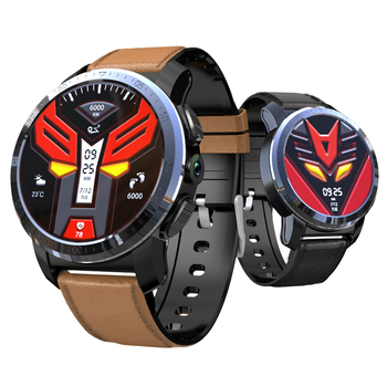 """JOHOX-3GB 32GB 800mAh Bluetooth GPS 4G SmartWatch Phone Waterproof 8.0MP 1.39"""" Men Smart Watch For Android IOS"""