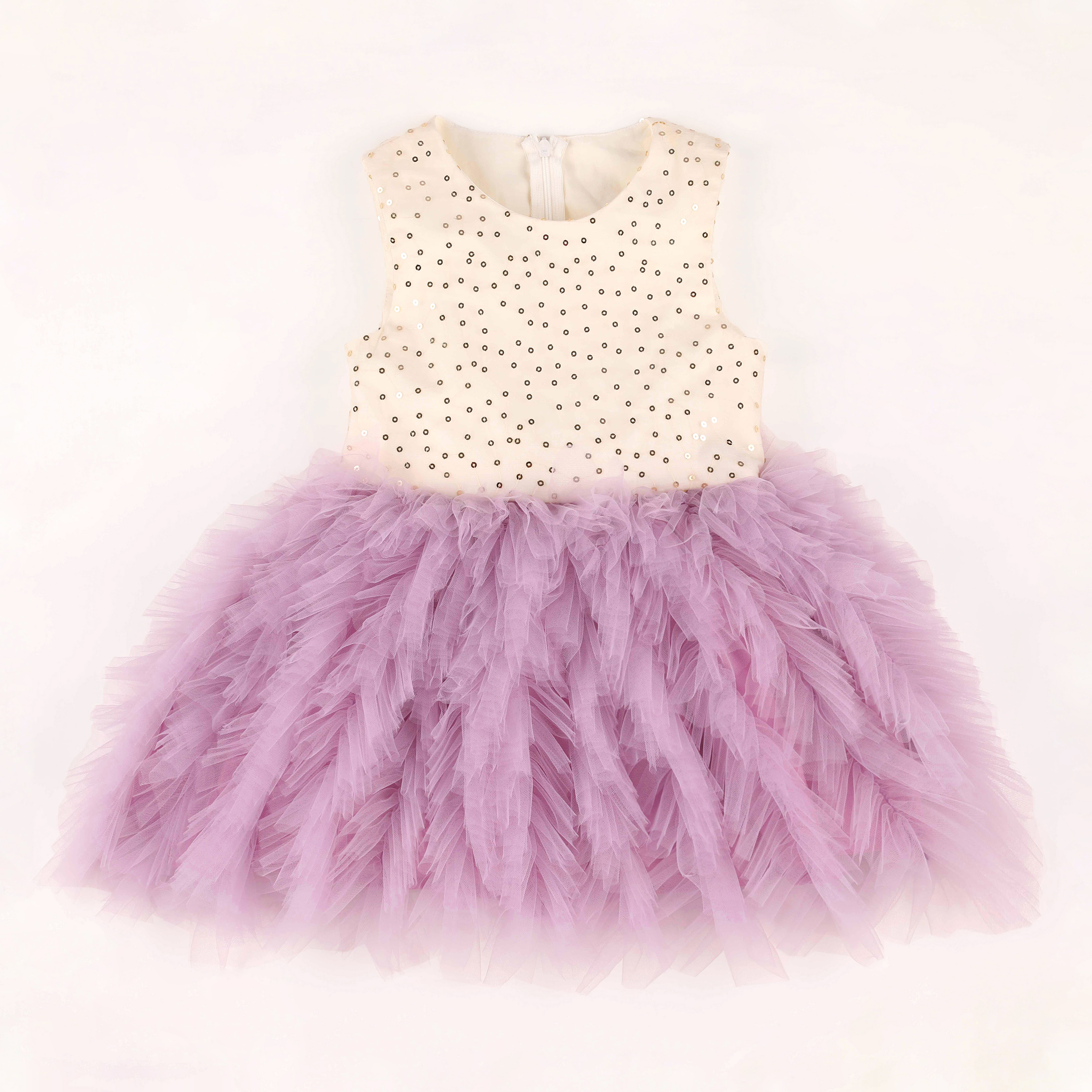 2021 Baby Girl Tutu Dress Costume For Kids Sleeveless Christening Tulle Sequined Wedding Party Princess Toddler Clothes 6