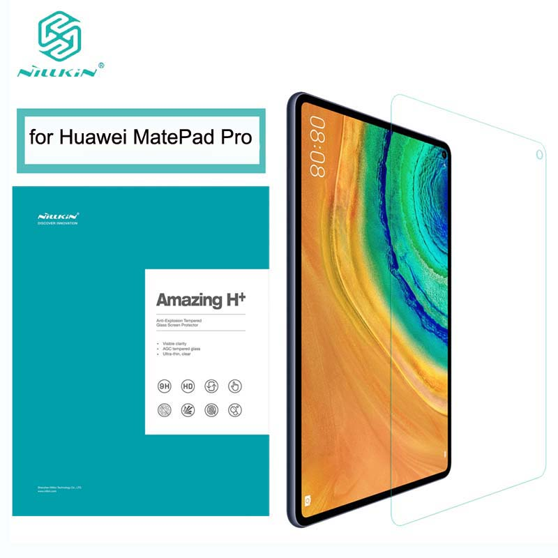 """For Huawei MatePad Pro 10.8"""" Tempered Glass Nillkin Amazing H+ Anti-explosion Glass for MatePad Pro Screen Protector"""