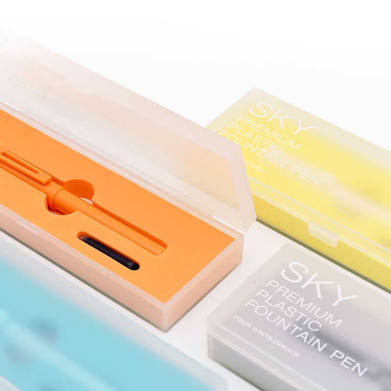 Новый Xiaomi Youpin высокого качества Германия EF penpoint авторучка Европейский стандарт Канцтовары офисный школьный чернильный указатель