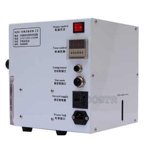 Image 5 - 220V/110V מיני N20 LCD מכונת למינציה OCA למינציה אוניברסלי עבור סמסונג עקום קצה iPhone ושטוח מסכי לשפץ