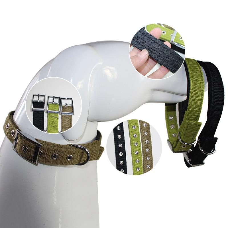 Pure Cotton Dog Pet Supplies Pure Cotton Hardware Socket Pet Circle Pet Collar Pet Dog Bandana