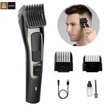 Originele Youpin Enchen Sharp3S Tondeuse Snelle Opladen Mannen Elektrische Snijmachine Professionele Low Noise Hairdress