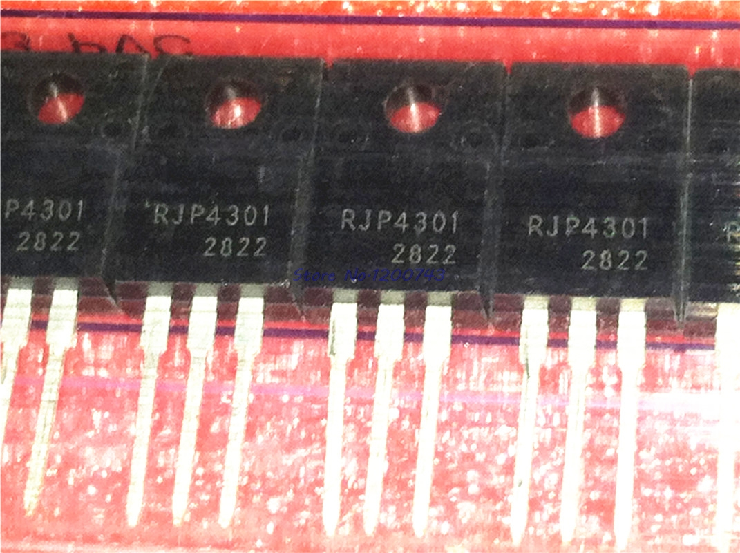 5pcs/lot RJP4301 TO-220F RJP4301APP TO-220 In Stock