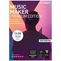MAGIX Music Maker - 2019 Premium Edition…
