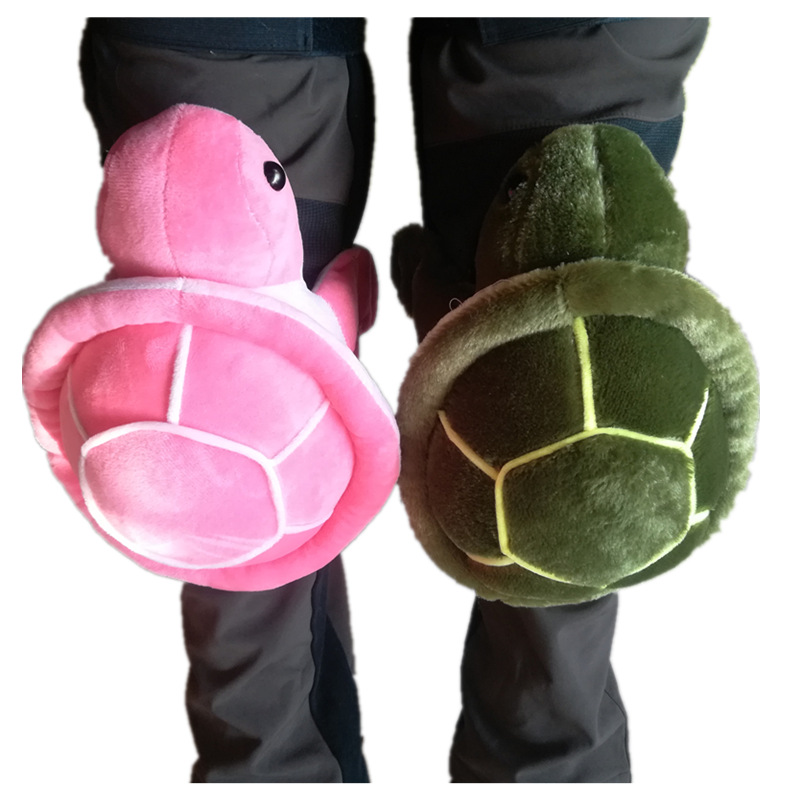 Outdoor Skiing Shatter-resistant Little Turtle Protective Clothing Adult Children Hip Pad Kneecap Shatter-resistant Protective C