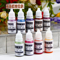 Concentrated Candle Liquid Coloring Dye DIY Handmade Jelly Wax Soybean Wax Ice Flower Wax Special Coloring Pigment Accessories