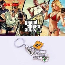GTA5 Xe Móc Khóa Grand Theft Móc Khóa Tự Động Móc Khóa Dành Cho Người Hâm Mộ PS4 Xbox PC Rockstar Móc Khóa Giá Đỡ 4.5cm