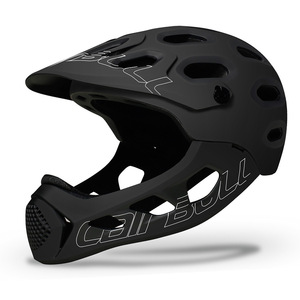 Image 4 - Cairbull ALLCROSS mtb 新山クロスカントリー自転車フルフェイスヘルメット極端なスポーツ安全ヘルメット casco ciclismo bicicleta
