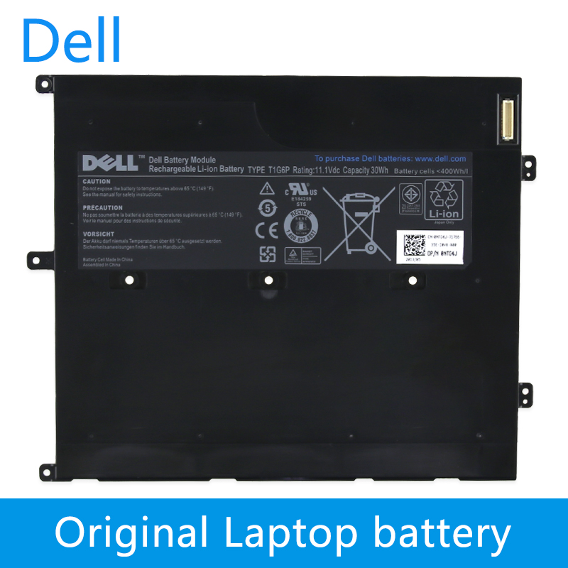 Dell оригинальный новое устройство замено ноутбука Батарея для Dell Vostro V13 V130 V13Z V1300 13 0NTG4J 0PRW6G 0449TX PRW6G T1G6P