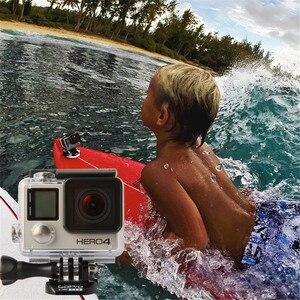 Image 5 - كاميرا ركوب الأمواج يتصاعد تصفح حزمة ل Gopro بطل 8/7/6/5/4/3/3 +/2/1 شاومي يي SJACM