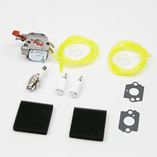 Lawn Mower Carburetor Replacement with Full Kits for Homelite UT-20749 UT-20758 UT-20769 UT-20750 UP08713