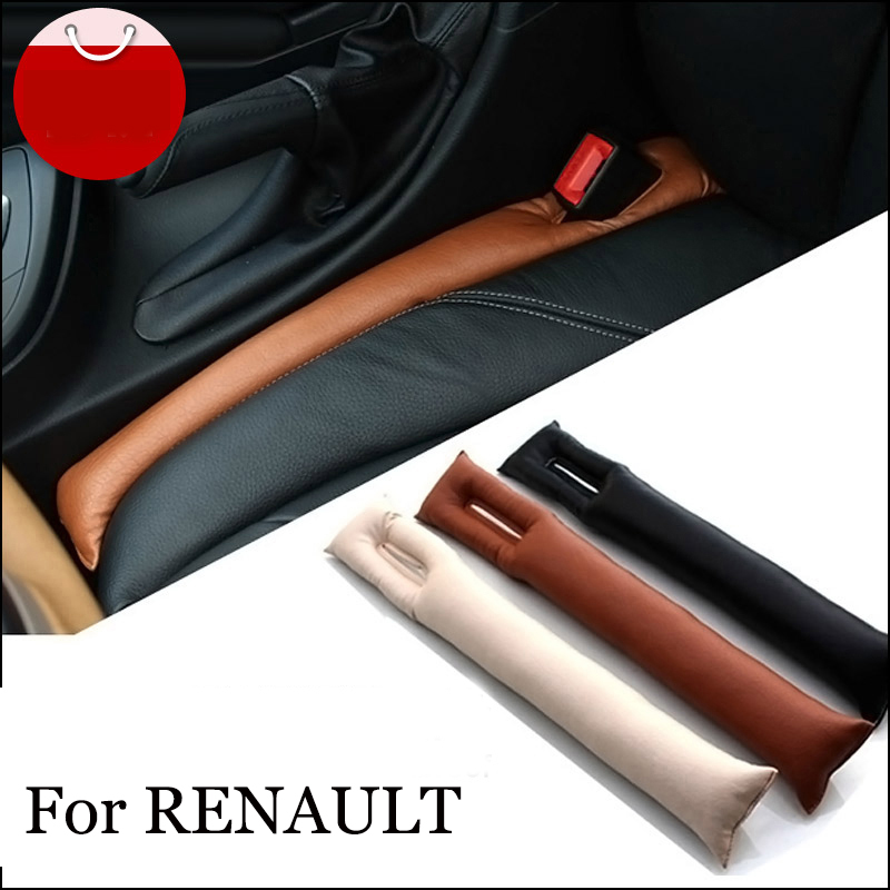lsrtw2017 car seat gap spacer leakproof bar for <font><b>renault</b></font> captur clio fluence kadjar <font><b>koleos</b></font> megena scenic logan duster latitude image