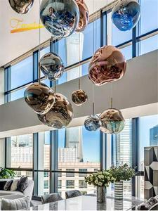 Fixtures Hanging-Lamp Lava-Pendant-Lamp Apartment Study Indoor-Decor Kitchen Modern-Design