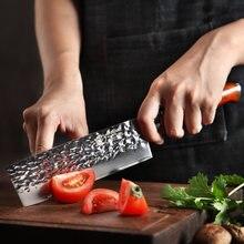 Yarenh 65 дюймов nakiri нож  Профессиональный поварской ножы