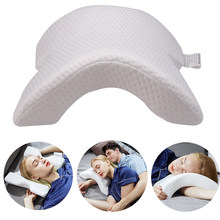 Memory Foam Bedding Pillow Anti-pressure Hand Pillow Ice Silk Slow Rebound Multifunction Pillow Home Health Neck Couple Pillow(China)