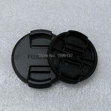 Для fuji 52 58 мм передняя крышка объектива/Защитная крышка для fuji пленка X-A1 X-A2 xa3 XA5 XA20 XT10 камера 16-50 58 мм 15-45 52 мм