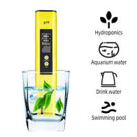accuracy 0.01 automatic calibration Digital PH Meter Tester Aquarium Pool Water Wine Urine LCD Pen Monitor 30%OFF