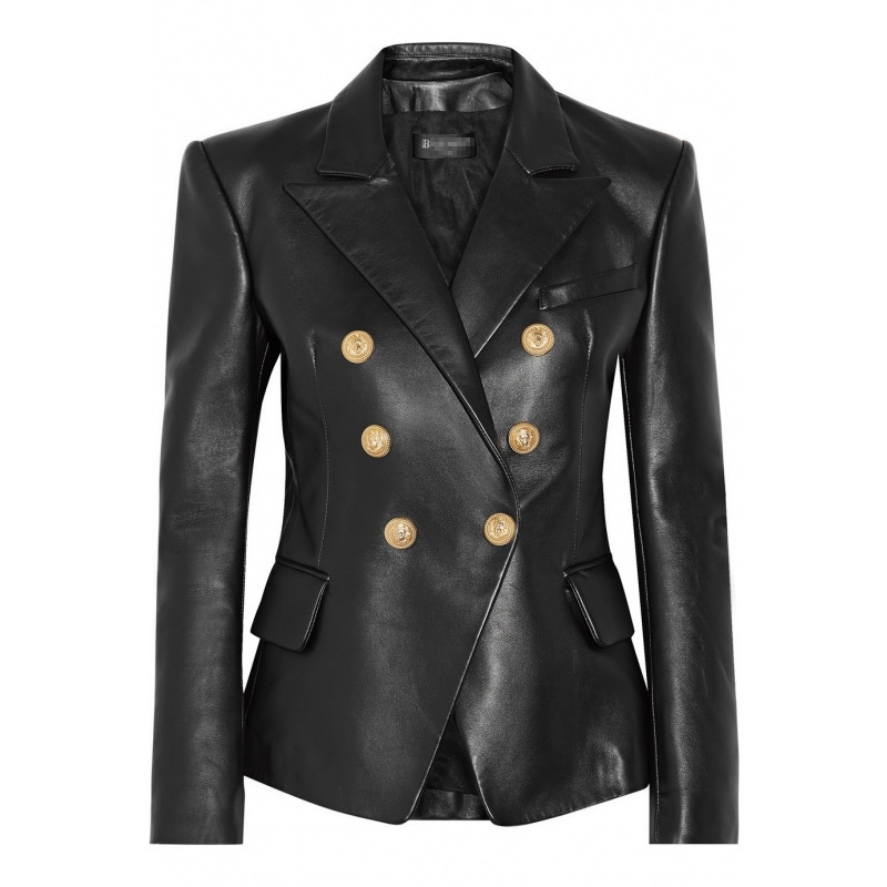 Women's Fur Coat Spring Autumn Suit Real Genuine Leather Jacket Women Clothes 2020 100% Sheepskin Coat OL Korean Elegant ZT2235