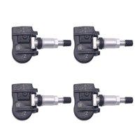 Para o sensor 40700-3ja0a 40700-3ja0b da pressão do ar dos pneus do sensor de 2015-2021 nissan murano 433 mhz tpms