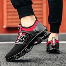 Fashion Men Cushion Training Comfortable Jogging Sneakers Runners Sports Shoes