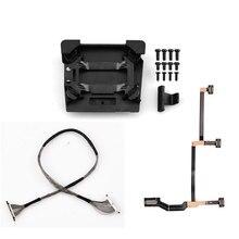 Гибкий кабель сигнала для DJI Mavic Pro, гибкая петля для камеры дрона, провод передачи видео, Монтажная пластина, запасные части, аксессуары