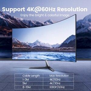 Image 2 - Ugreen HDMI A DVI Bi direzione DVI D 24 + 1 Cavo Adattatore HD 1080P Converter per Xbox 360 PS4 HDTV LCD DVD Maschio a Maschio DVI a HDMI