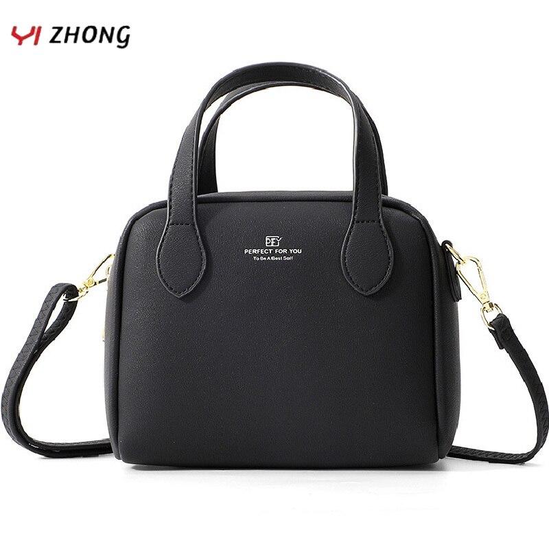 Женская сумка через плечо YIZHONG, Большая вместительная сумка через плечо из мягкой кожи|Сумки с ручками| | АлиЭкспресс - Аналоги сумок с показов мод осень-зима 2020/21