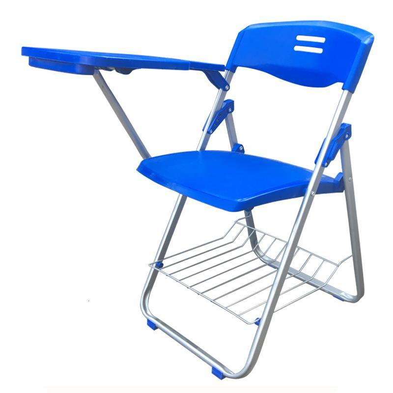 Executiva Foldable Conferencia Pegable Metal Board Office Silla De Oficina Sedie Moderne Pieghevoli Meeting Folding Chair