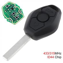 433MHz 3 Buttons Remote Car Key PCF7935 Chip for For-BMW EWS System X3 X5 Z3 Z4 1 / 3 / 5 / 6 / 7 Series 1995-2007 Electronics цена 2017