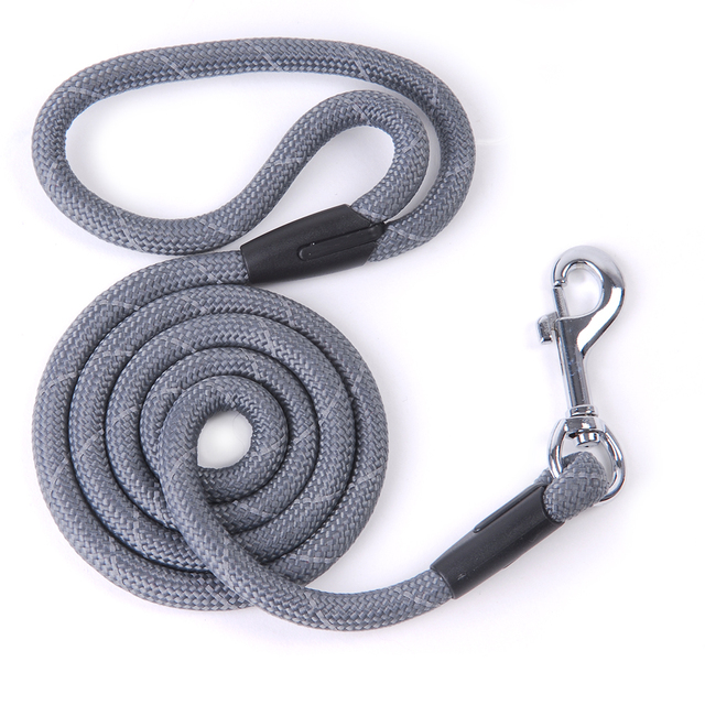 Collars, Harnesses & Leashes Dogs Walking Training Nylon Dog Leash  My Pet World Store