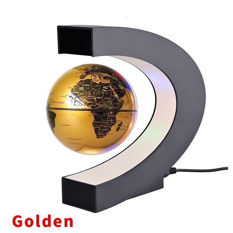 Maglev 3 inch globe creatieve verjaardagscadeau nieuwigheid praktische gift Kerst - 3