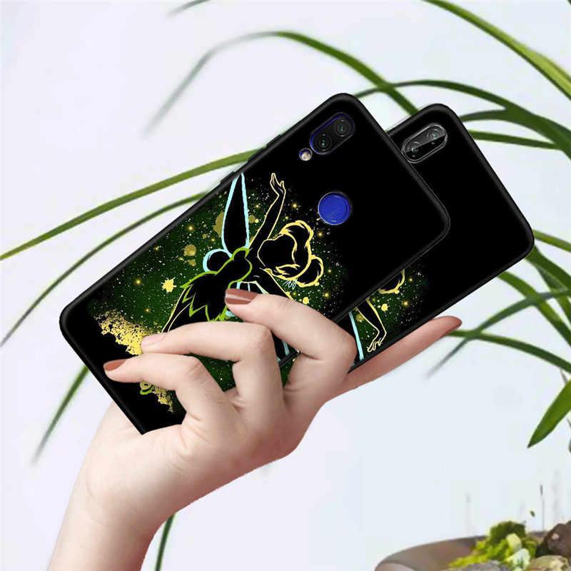Mới JAS Mi Né Elsa Công Chúa Ariel TPU Cho Tiểu Mi Đỏ Mi Note 7 7A 6 Pro 6A 5A Thủ Mi A1 5X A2 Lite 6X 4X 5 Plus Pocophone F1