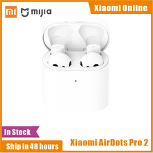2019 Xiaomi Airdots Pro 2 Air 2 Mi TWS Earbuds True Wireless Earphone Bluetooch 5.0 Air 2 LHDC HD Sound Quality Dual MIC ENC