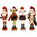 Weihnachten Santa Claus deer Schneemann dekoration nussknacker puppet weihnachten dekorationen für zu hause weihnachten geschenk für navidad 2019