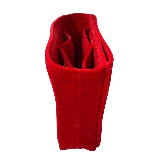 Купить для vanity pm сумка органайзер шейпер высококачественная бархатная картинки цена