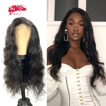 Body Wave Lace Closure Wig 150% /180% Pre Plucked Hairline With Baby Hair 100% Peruvian Remy Human Hair 4x4 5x5 6x6 Closure Wigs