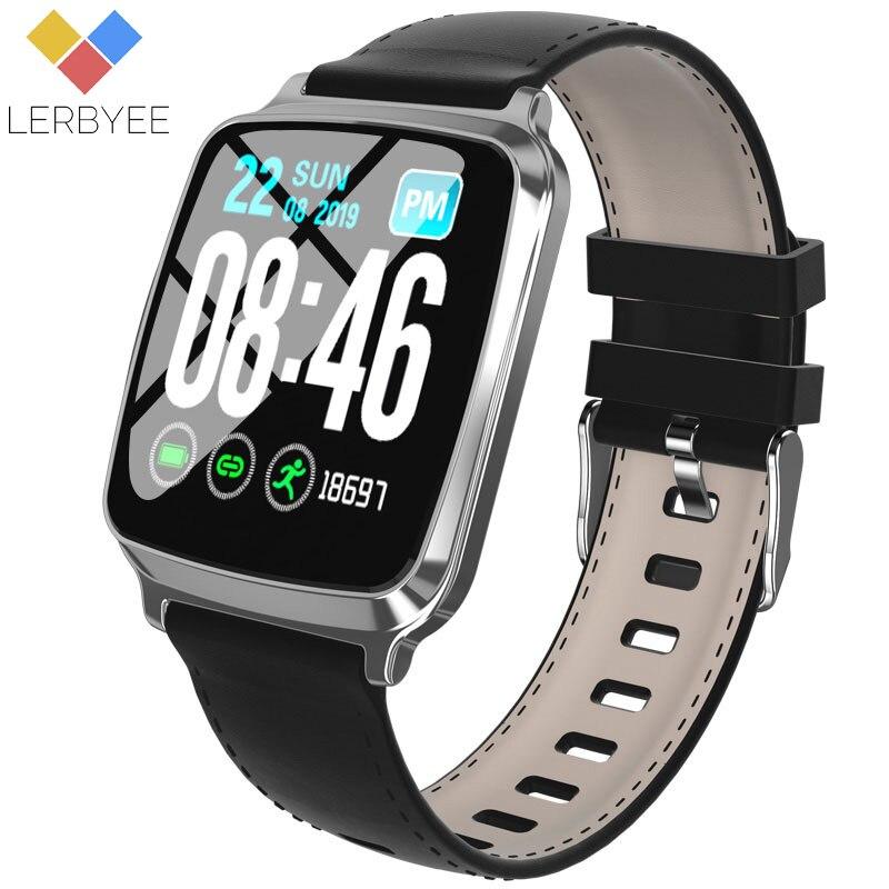 Lerbyee Smart Watch M8 Hs6620D Color Screen Heart Rate Monitor Fitness Watch Waterproof Call Reminder Smart Bracelet For Sport
